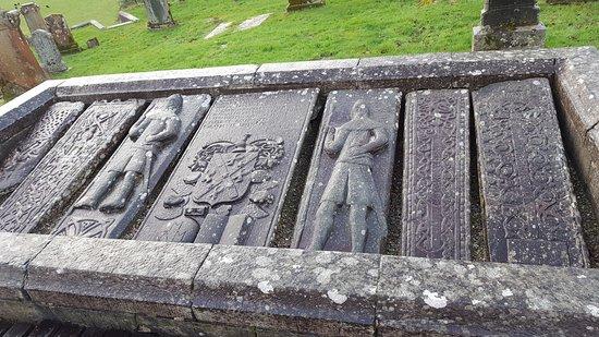 Kilmartin churchyard