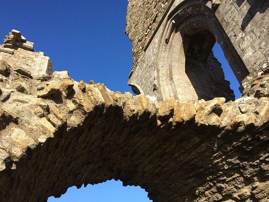Corfe Castle, UK: Magnificent Castle