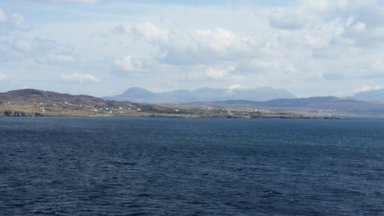 Loch Ewe looking towards Aultbea