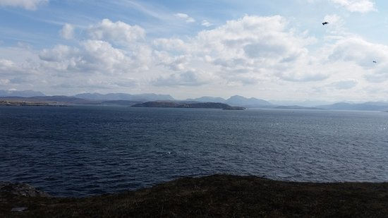 Aultbea, UK: All quite now on Loch Ewe