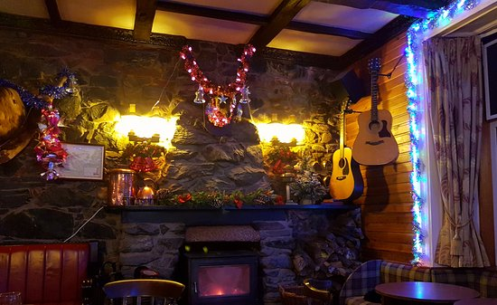 Ardlui, UK: The Hotel Pub