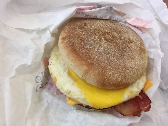Wildwood, FL: bacon egg cheese