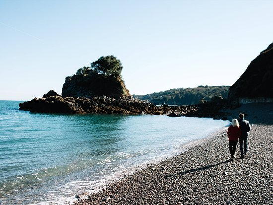 Jersey, UK: Enjoy a slower pace of life at Green Island