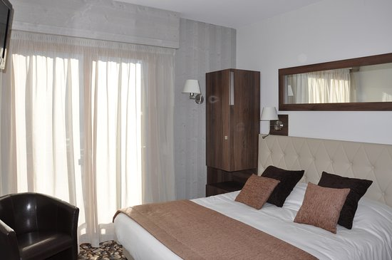 L'hotel du Soleil : chambre superieur
