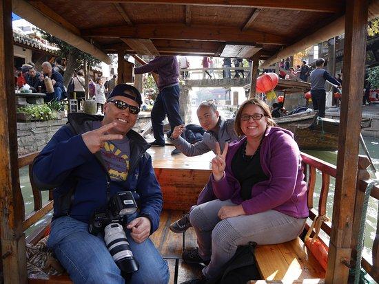 Shanghai Tour Facilitator - Harris Private Tour: at the Water Village