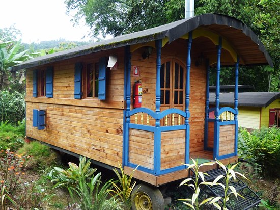 Positiv Turismo: Hosteria La Roulotte - Loved their cabins