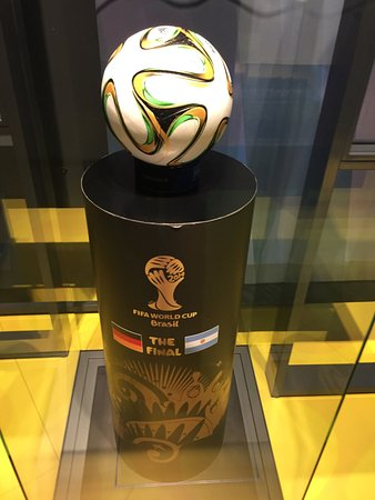 Wm 2014 Finale Picture Of Fifa World Football Museum Zurich