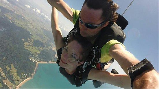 Altitude Skydive, Mission Beach, Queensland, Australia