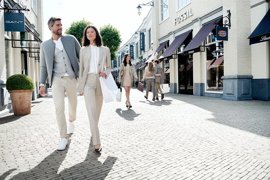 Lelystad, Holandia: Batavia Stad Fashion Outlet - 2016