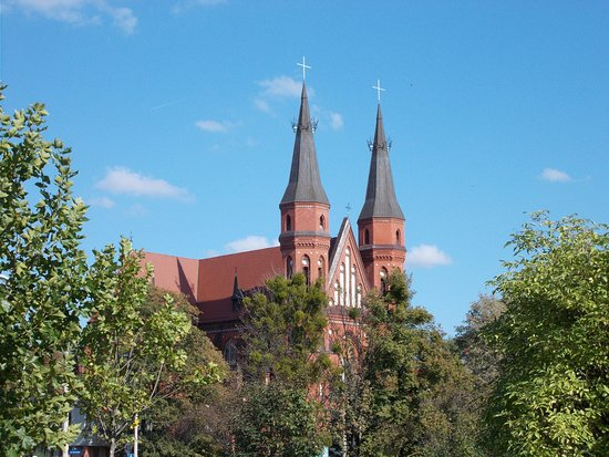 Church of St. Henryk