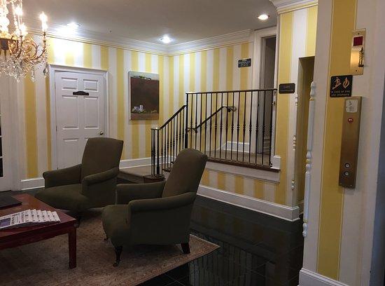 Rittenhouse 1715, A Boutique Hotel: sala de entrada