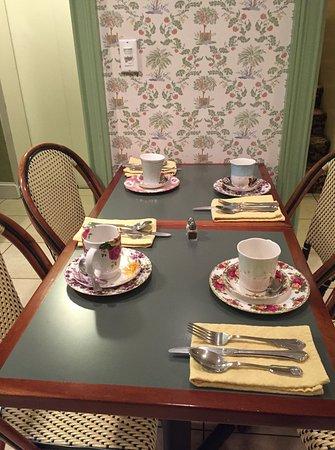 Rittenhouse 1715, A Boutique Hotel: Sala do café da manhã