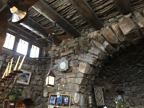 Tusayan, AZ: Inside Hermits Rest