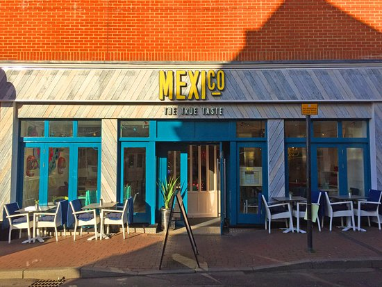 Mexican Maidstone Restaurants