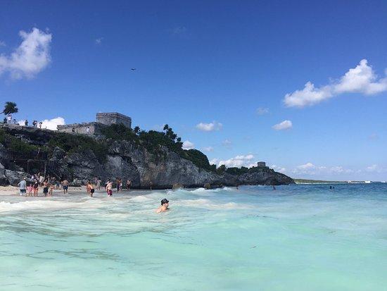 加勒比展望照片