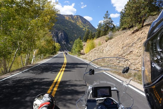 Creede, CO: On road to Lake City