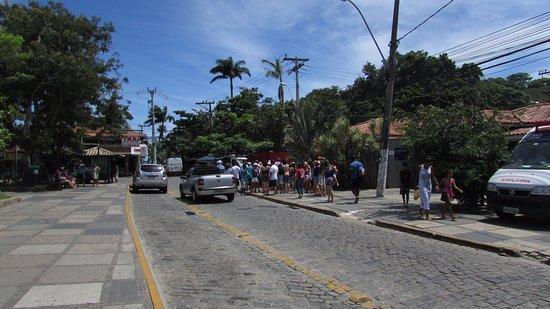 Buzios, RJ: Calle de la Piedras