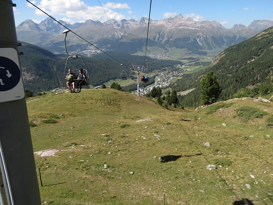 Descente St Moritz