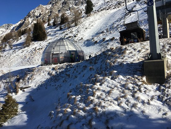 La Fouly, Swiss: Super spot!