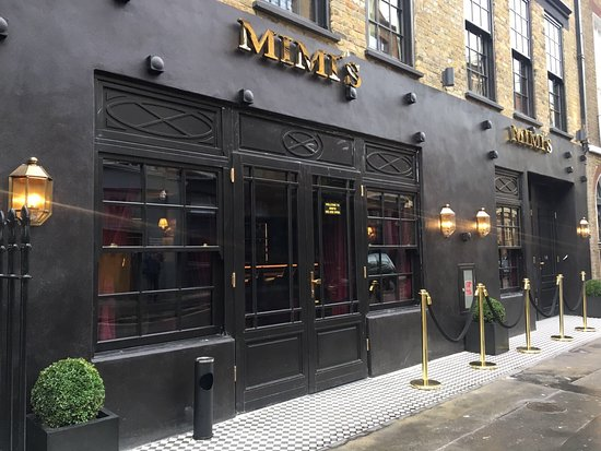 Mimis Hotel Soho Mimi S The Best Reception Accommodation And Fantastic Staff That Make London