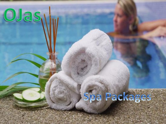 Spa packages bild fr n ojas spa and wellness rodney bay for Health spa vacation packages