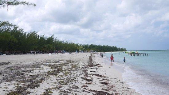 Isla Pasion Beach