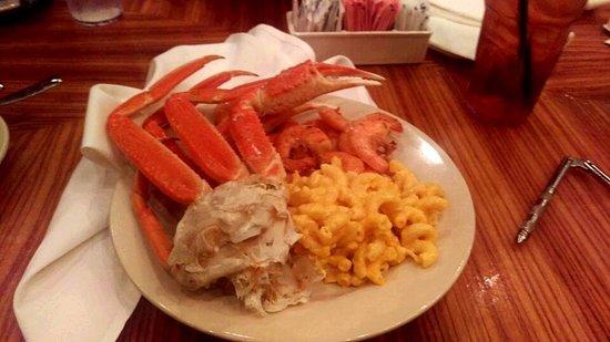 Captain George's Seafood Restaurant KDH Foto