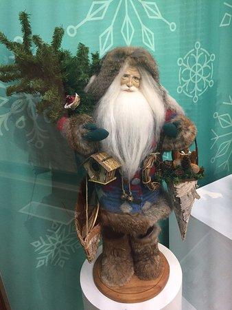 Montreal, Canadá: Santa