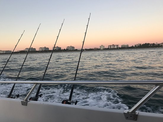 Picture of right hook fishing charters for Right hook fishing charters