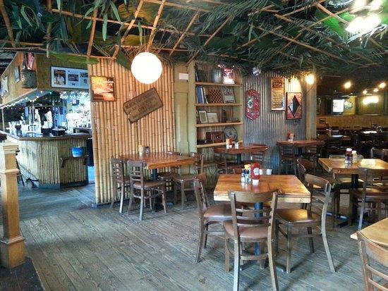 big bamboo cafe nice vintasge wwii bamboo decor