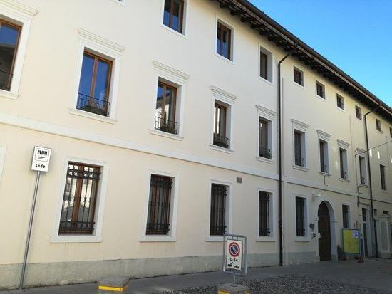 """Biblioteca Civica """"Bernardino Partenio"""""""