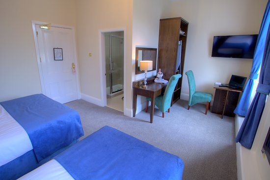 Lucan, Irlanda: Triple Guest Bedroom