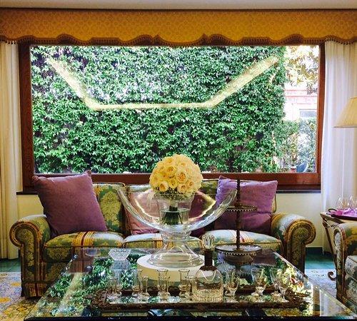 Villa La Contessina: the best location#villa in Sorrento