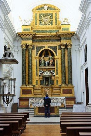 museo del Monasterio de san Joaquin y santa Ana