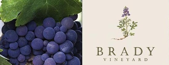 Yreka, Kaliforniya: New Petite Sirah by Brady Vineyards