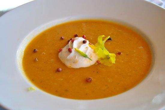 Restaurante Tarmar: La soupe