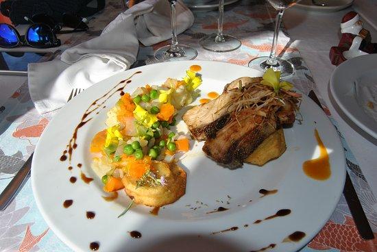Restaurante Tarmar: Le poisson grillé
