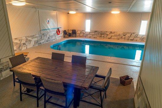 เวอร์มิลเลียน, เซาท์ดาโคตา: Indoor Pool