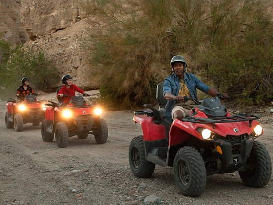 ATV Experience - Picture of Greater Palm Springs, California