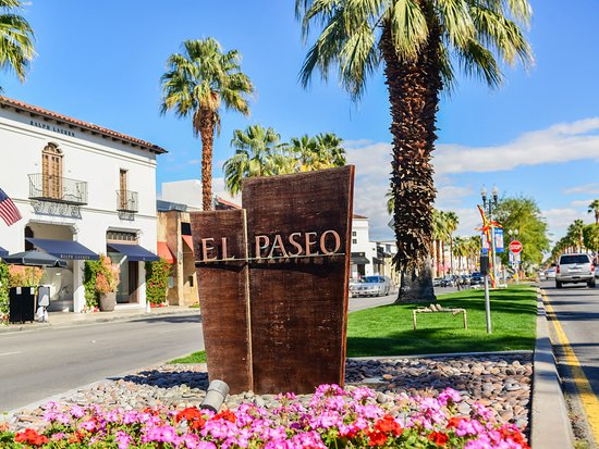 Shopping on el paseo picture of greater palm springs for Shopping in palm springs ca