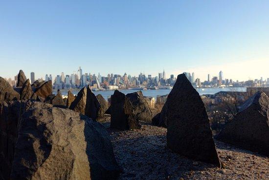 West New York, NJ: вид из парка 4