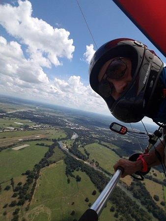 Cowboy Up Hang Gliding (Wharton) - 2019 All You Need to Know