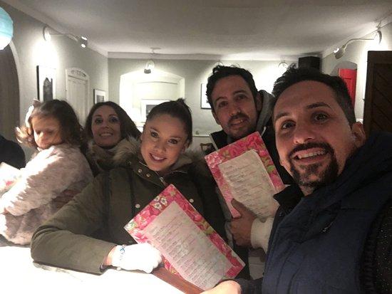 Alájar, España: Pena Cultural Flamenca La Plazita