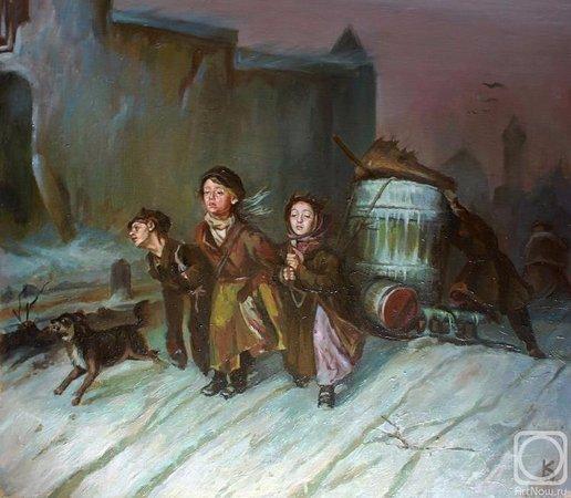 Третьяковская галерея на Крымском валу: Тройка