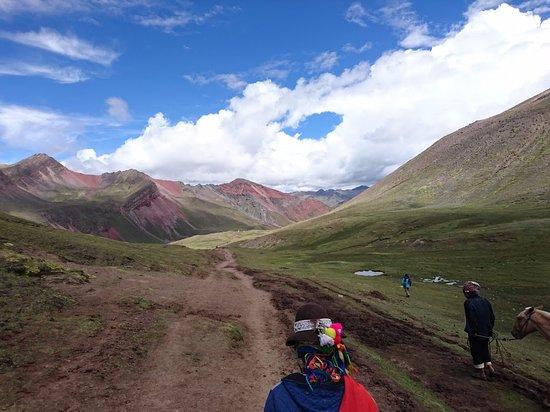 Machupicchu By Car : Montaña de colores