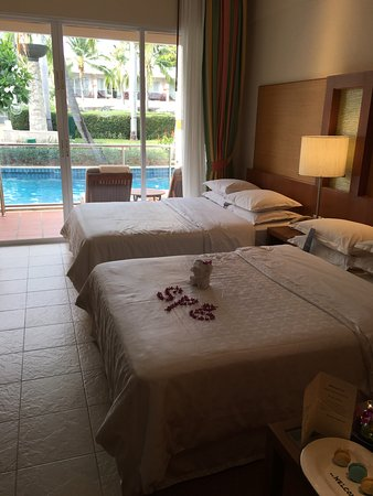 Sheraton Hua Hin Resort & Spa: Zimmer mit Poolaccess
