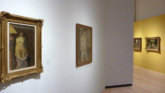 Musée national des beaux-arts du Québec (MNBAQ): Pierre Bonnard exhib
