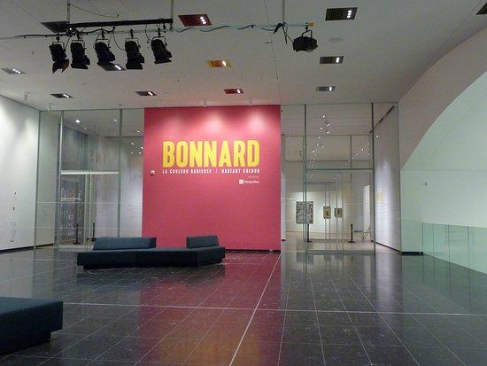 Musée national des beaux-arts du Québec (MNBAQ): in the new building