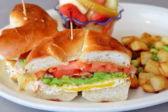 Lake Forest, IL: Bagel stack