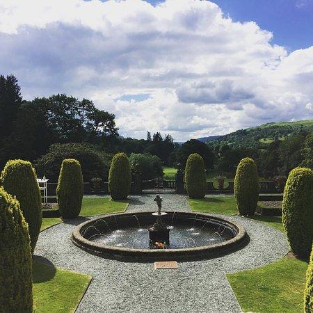 Rydal, UK: gardens